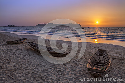 Ngapali Beach - Rakhine State - Myanmar (Burma)