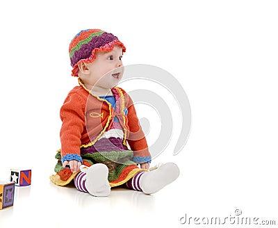 Niño infantil