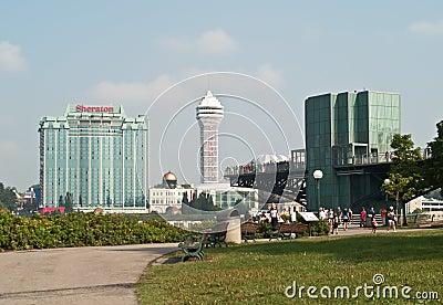 Niagara falls Editorial Photography