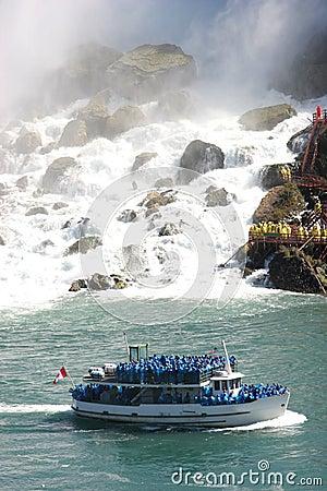 Free Niagara Falls Royalty Free Stock Images - 3455459