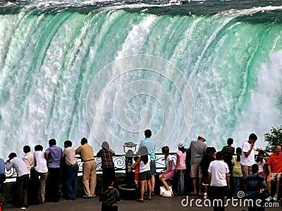 Niagara Falls Editorial Stock Photo