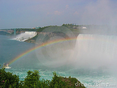 Niagara Falls Royalty Free Stock Images - Image: 715959
