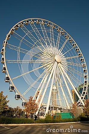 Free Niagara Falls Ferris Wheel Royalty Free Stock Image - 7857326