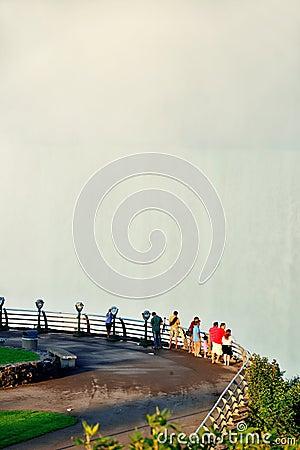 Niagara Falls Editorial Photo
