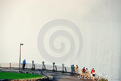 Niagara Falls Editorial Image