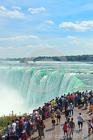 Niagara Falls Editorial Photography