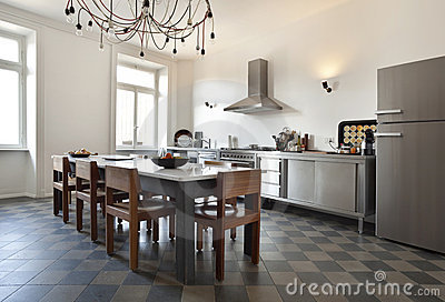 Nice apartment refitted, kitchen