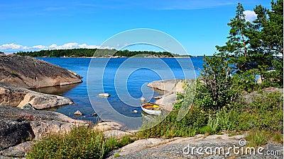 Nice archipelago