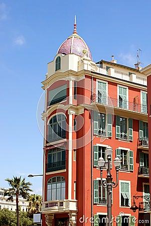 Nice - Architecture Place Massena
