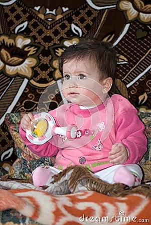 Nice baby