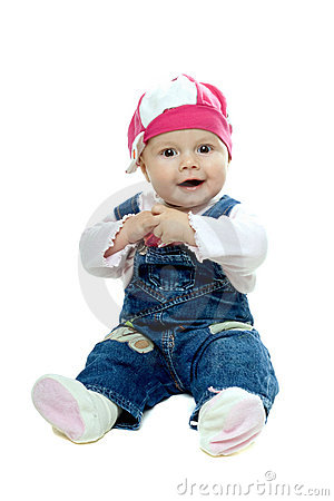 Free Nice Baby Girl Royalty Free Stock Images - 12409199