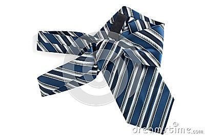Nice blue tie