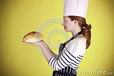 Nice bread.