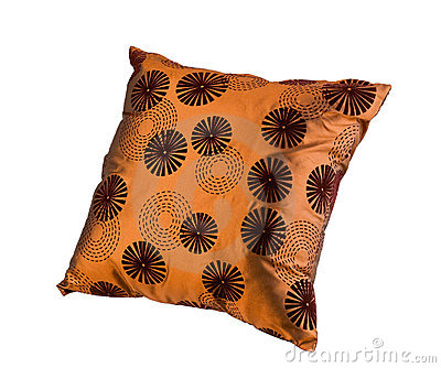 Nice brown cushion pillow