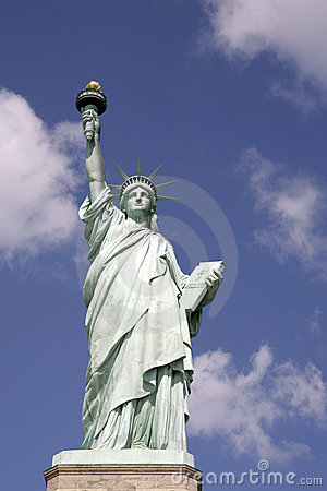 Nice capture of the Statue of Liberty