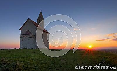 Nice Catholic Church in  Europe