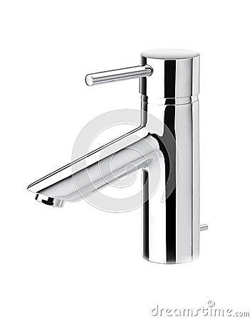 Nice chrome faucet