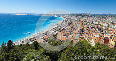 Nice city, France
