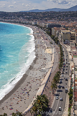 Nice - Cote d Azur - South of France