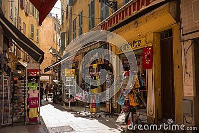 nice-france-street-scene-shops-oranges-f