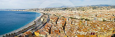 Nice, Frankrijk Redactionele Stock Foto