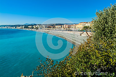Nice french riviera