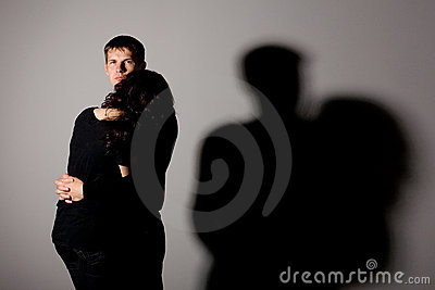 Nice guy and a girl
