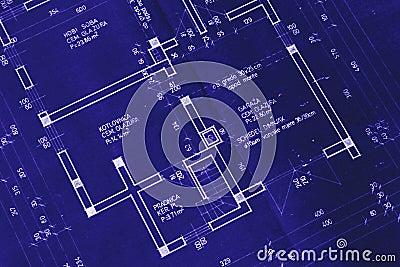 Nice house blueprint