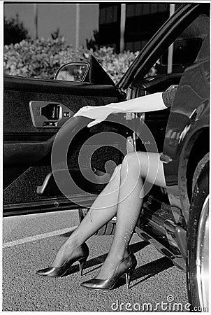Free Nice Legs Royalty Free Stock Photo - 198655