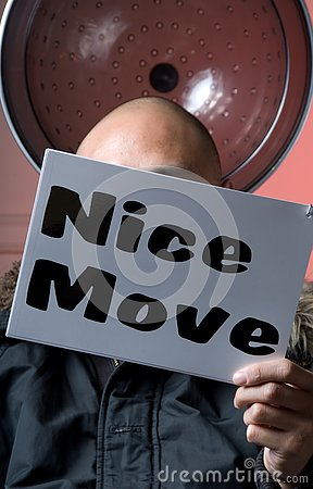Nice Move- Sign Series