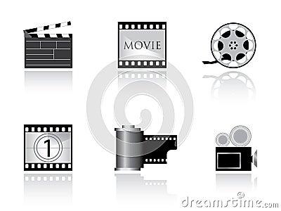 Nice movie icons