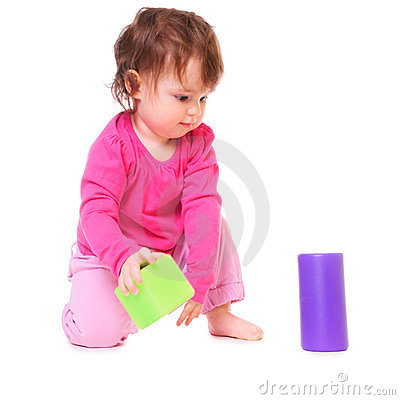Nice Playful Girl Stock Photo - Image: 24155450