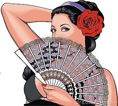 Free Nice Romantic Woman Royalty Free Stock Photo - 8979495