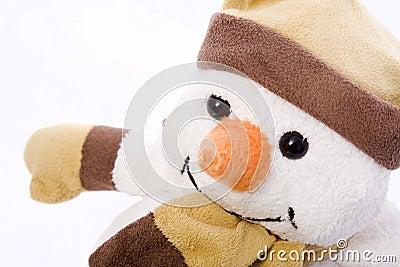 Nice snowman