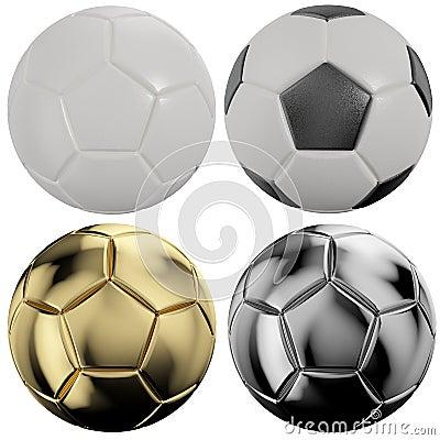 Nice Soccer Balls