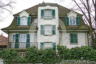 Nice Swiss House 3