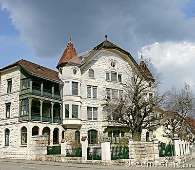 Nice Swiss Mansion 14