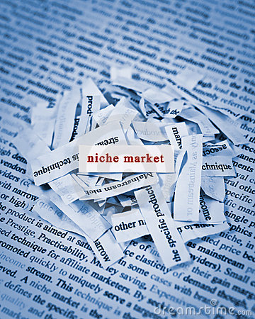 Free Niche Market Royalty Free Stock Photos - 10309358