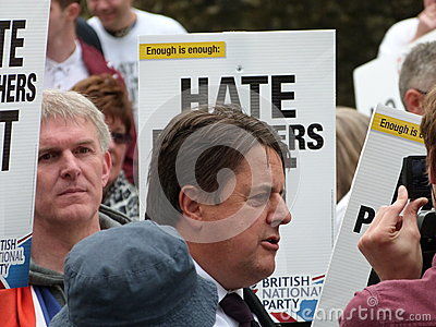 Nick Griffin (MEP) Editorial Photo