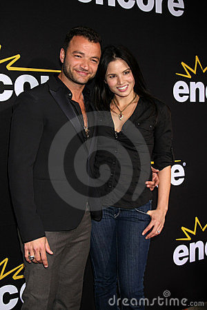 Nick Tarabay, Katrina Law Editorial Stock Image