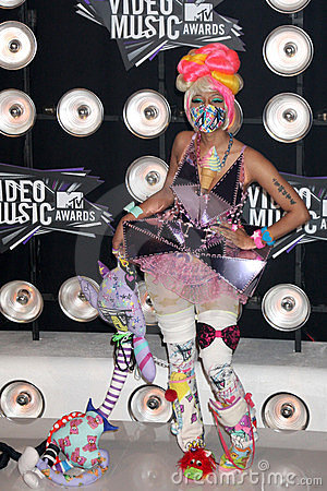 Nicki Minaj Editorial Photography