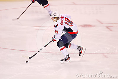 Nicklas Backstrom Washington Capitals Editorial Stock Image