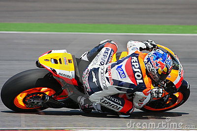 Nicky Hayden Editorial Stock Photo