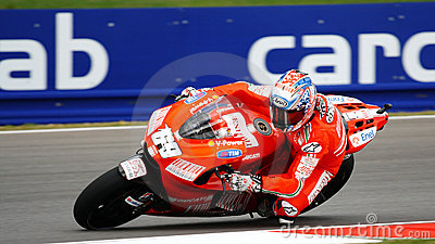 Nicky Hayden 69 Editorial Photo