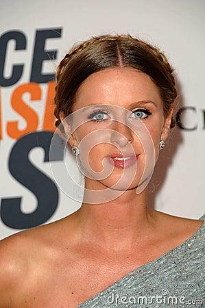 Nicky Hilton Editorial Image