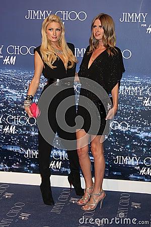 Nicky Hilton,Paris Hilton