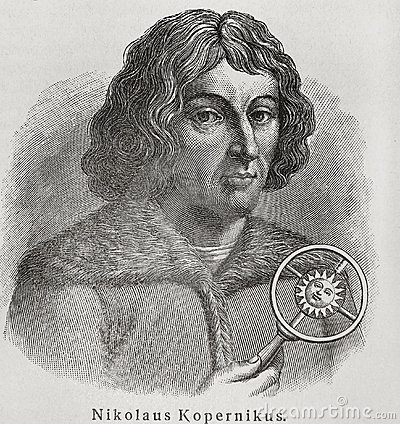 Free Nicolaus Copernicus Royalty Free Stock Images - 20293329