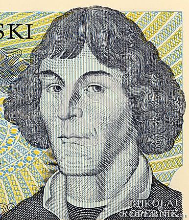 Free Nicolaus Copernicus Stock Photos - 7851993