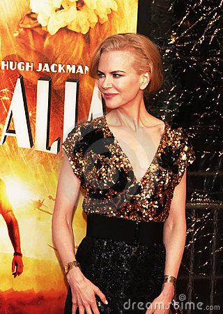 Nicole Kidman Editorial Stock Photo