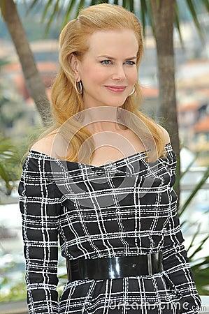 Nicole Kidman Editorial Stock Image
